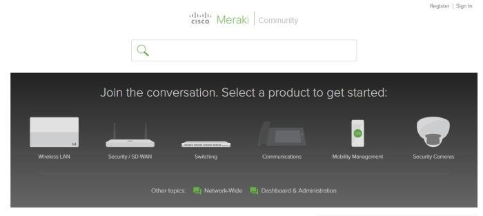 Meraki | cantechit - Technology and IT BLOG